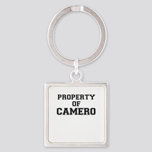 Property of CAMERO Keychains