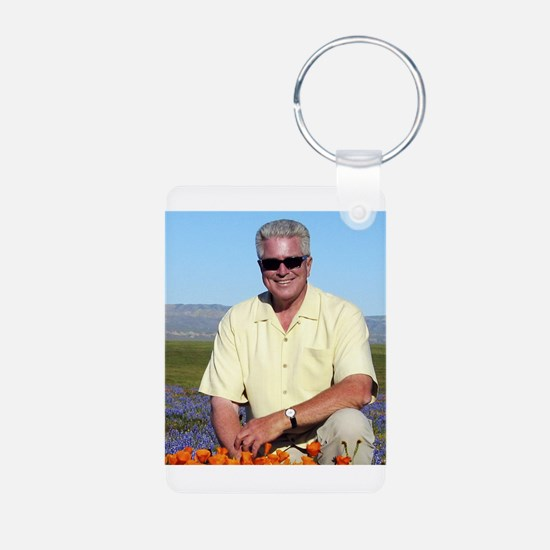 Huell Howser Keychains