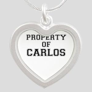 Property of CARLOS Necklaces