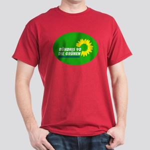 German Green Party Dark T-Shirt