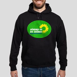 German Green Party Hoodie (dark)