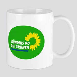 German Green Party Mug Mugs