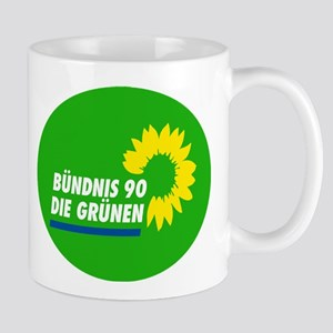 German Green Party Mug