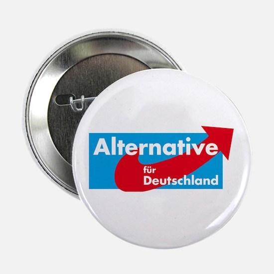 """Alternative fur Deutschland 2.25"""" Button"""