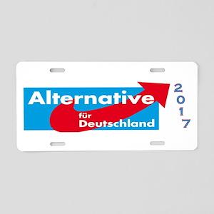 Alternative fur Deutschland Aluminum License Plate