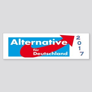 Alternative fur Deutschland Sticker (Bumper)