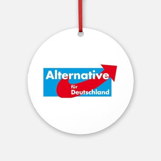 Alternative fur Deutschland Round Ornament