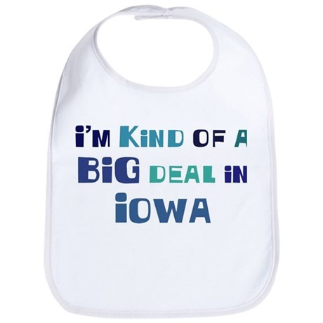 Big Deal in Iowa Bib