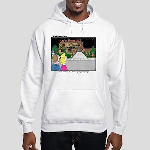 Christmas Decorations Hooded Sweatshirt