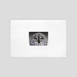 Baby Owl Photography 4' x 6' Rug