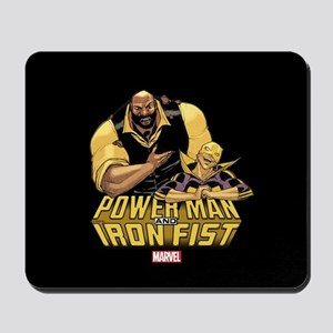 Power Man and Iron Fist Mousepad