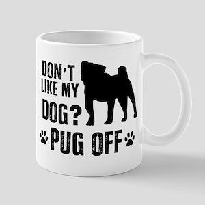 Pug designs Mugs
