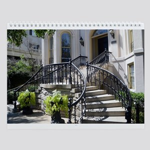 Charleston And Savannah Wall Calendar