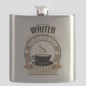 Writer Fueled By Coffee Flask