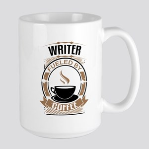 Writer Fueled By Coffee Mugs