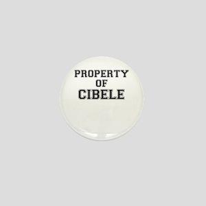 Property of CIBELE Mini Button