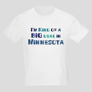 Big Deal in Minnesota Kids Light T-Shirt