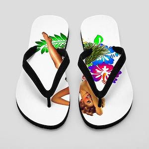 ISLANDS Flip Flops