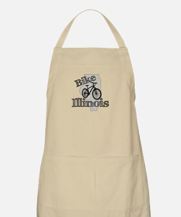 Bike Illinois Apron