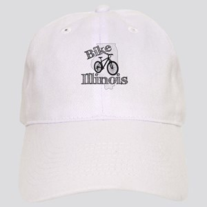 Bike Illinois Cap