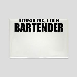 Trust Me, I'm A Bartender Magnets