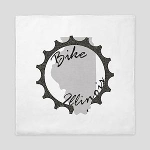 Bike Indiana Queen Duvet