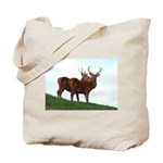2 Bucks Tote Bag