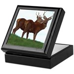 2 Bucks Keepsake Box