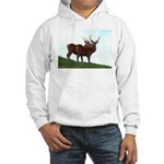 2 Bucks Hooded Sweatshirt