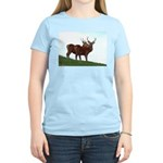 2 Bucks Women's Light T-Shirt