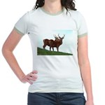 2 Bucks Jr. Ringer T-Shirt