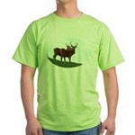 2 Bucks Green T-Shirt
