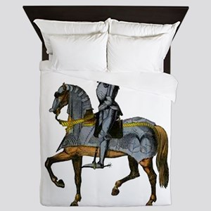 KNIGHT Queen Duvet