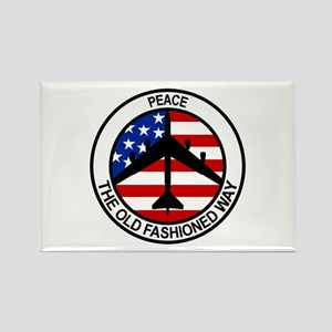 b-52 stratofortress Rectangle Magnet (10 pack)