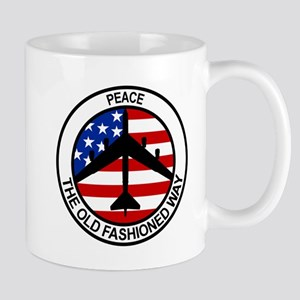b-52 stratofortress Mug