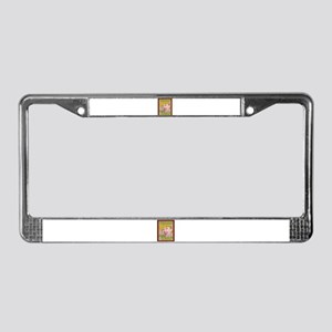 Trump Just Crap License Plate Frame