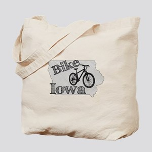 Bike Iowa Tote Bag