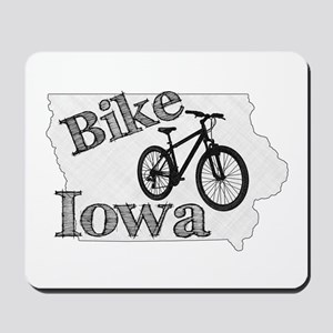 Bike Iowa Mousepad