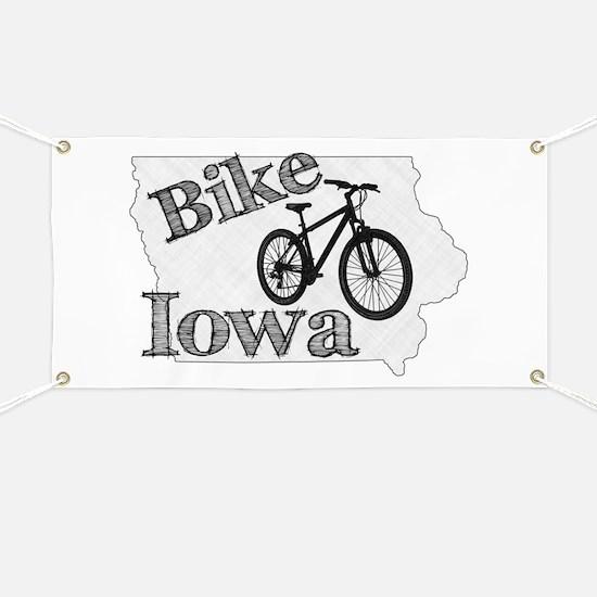 Bike Iowa Banner