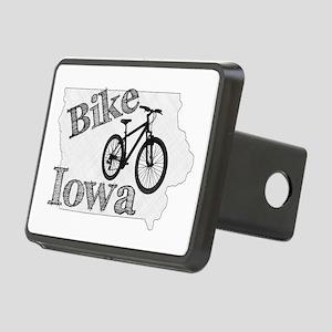 Bike Iowa Rectangular Hitch Cover