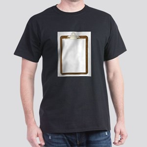 Clipboard with Paper T-Shirt