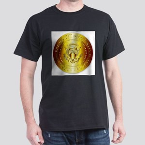 Presedent Seal In Gold T-Shirt