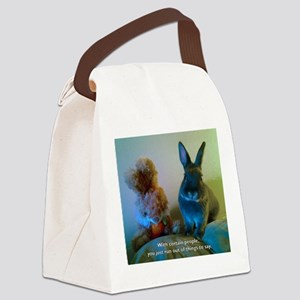 You just run out of Canvas Lunch Bag
