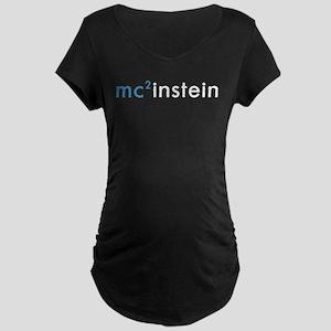 Albert Einstein Maternity T-Shirt