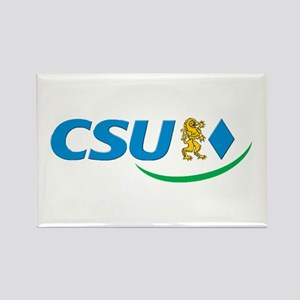 Christian Social Union Rectangle Magnet