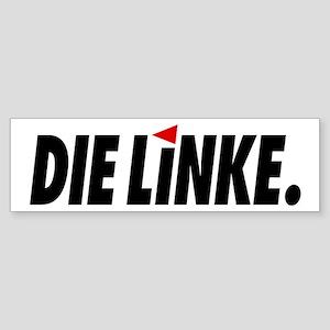 Die Linke Party Sticker (Bumper)