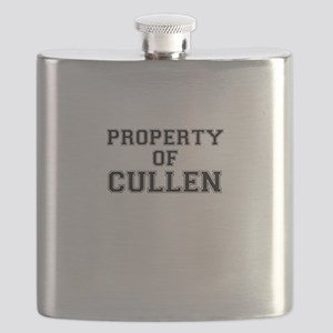 Property of CULLEN Flask
