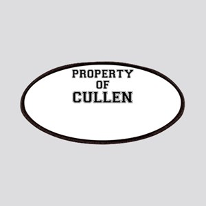Property of CULLEN Patch