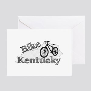 Bike Kentucky Greeting Card