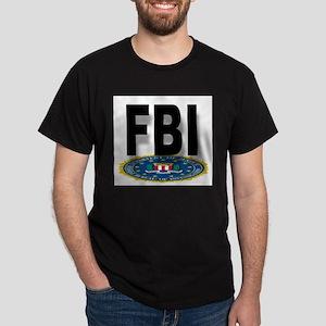FBI Seal With Text T-Shirt